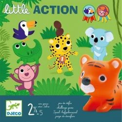 Djeco игра Little Action