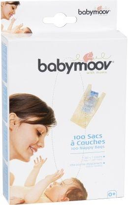 Babymoov Пликчета за употр. памперси 100 бр.