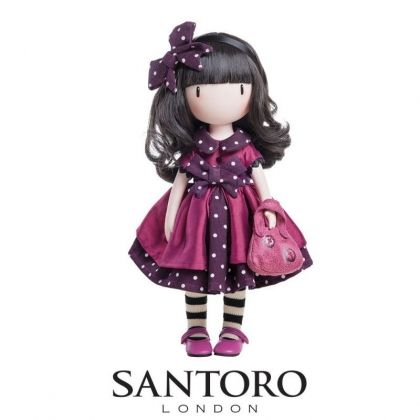 Paola Reina серия Santoro Gorjuss London кукла Ladybird