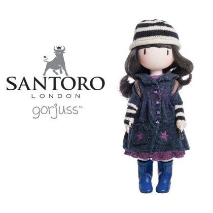 Paola Reina серия Santoro Gorjuss London кукла Toadstool