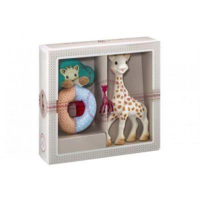 """Софи жирафчето"""" Подаръчен сет 2"""