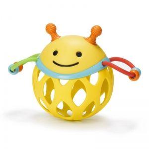 Skip Hop Дрънкалка Roll-Around - Пчеличка