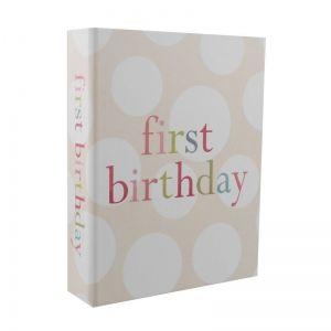 """The Juliana Collection албум за снимки """"Моят първи рожден ден"""""""