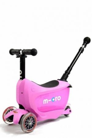 Micro Mini 2Go Deluxe Plus Pink