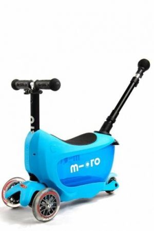 Micro Mini 2Go Deluxe Plus Blue