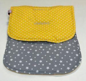 Универсална подложка за детска количка  100% памук