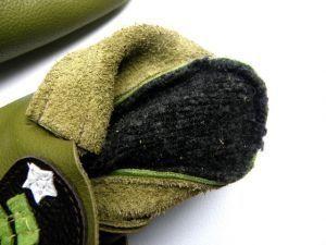 Пантофи Зелени Китари