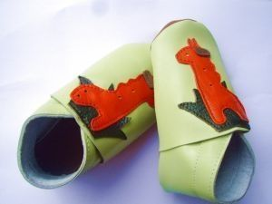 Пантофи Жираф