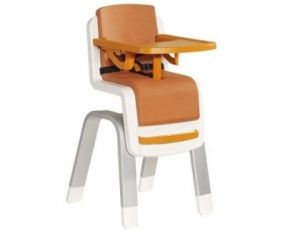 Nuna Zaaz Orange стол за хранене