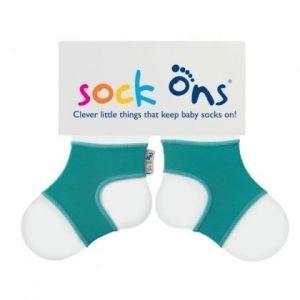 Държачи за чорапи 0-6 м тюркоаз