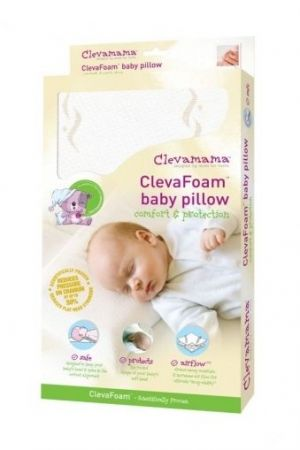 Clevamama Възглавница за новородено