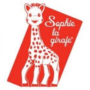 """Софи жирафчето"""" Кръгла гризалка"""